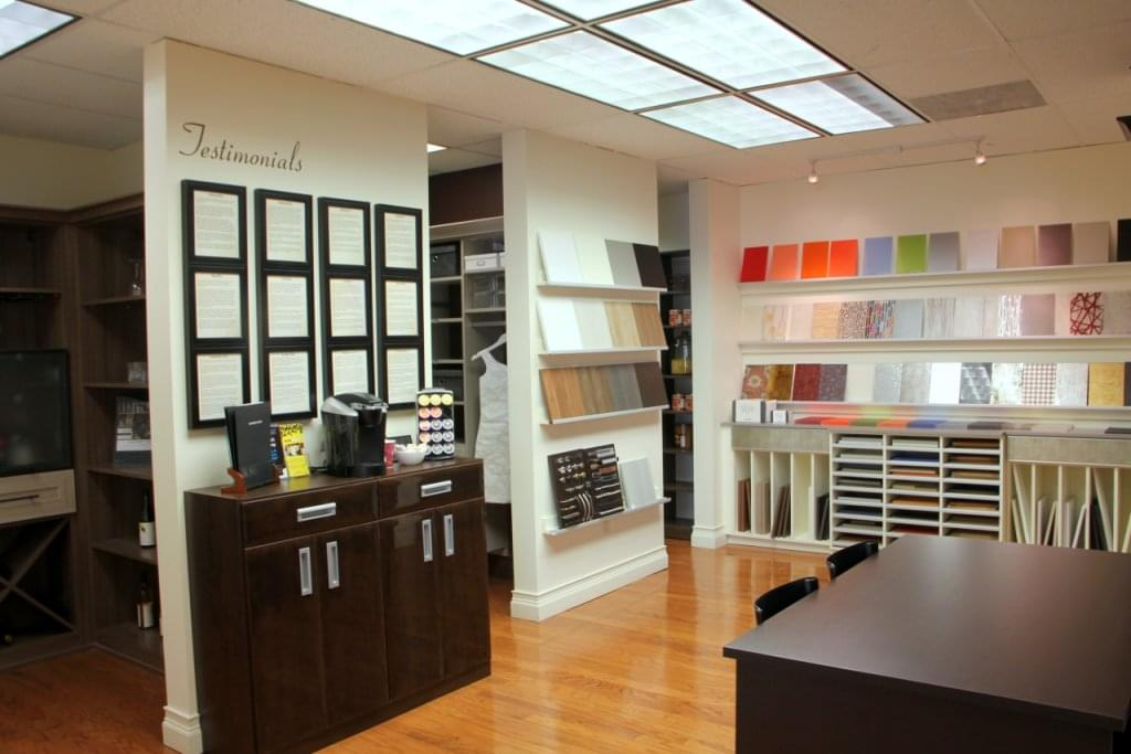 California Closets Fairfield Factory Showroom See
