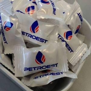 Caramelos personalizados Petroest