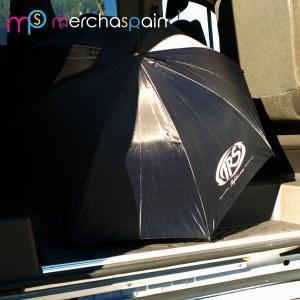 Paraguas personalizados Rafabus
