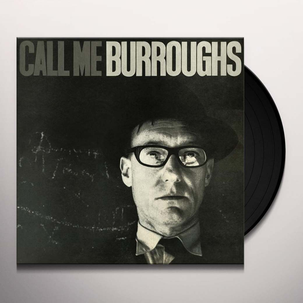 Image result for Call Me Burroughs by William S. Burroughs