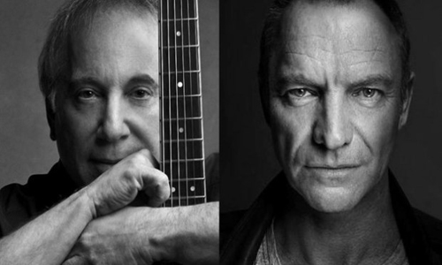 Sting - Paul Simon (Perryscope Productions)