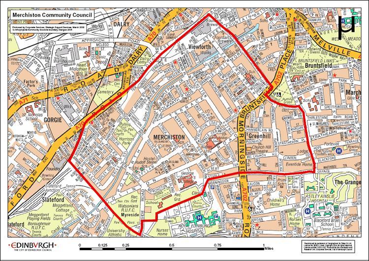 MCC Boundary Map