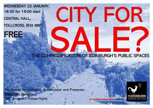 City for Sale Flyer