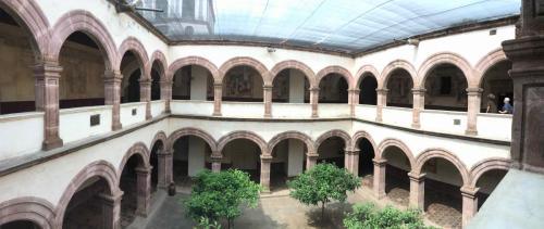 Monastère Tzintzuntzan