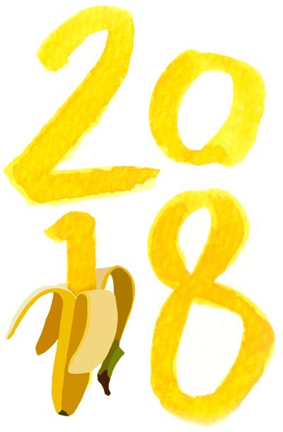 2018 banane