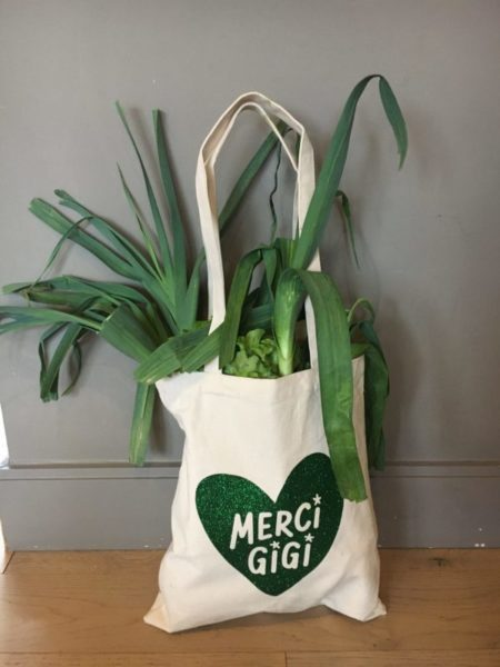 Tote bag Green Power
