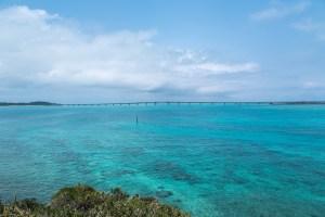 Photo de la mer à Okinawa