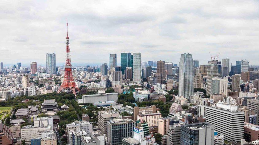 """Tour de Tokyo : la """"Tour Eiffel japonaise"""" au coeur de la capitale nippone"""
