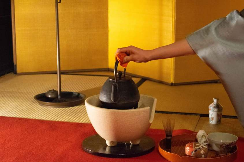 Vivre une Cérémonie du Thé à Kyoto au Japon