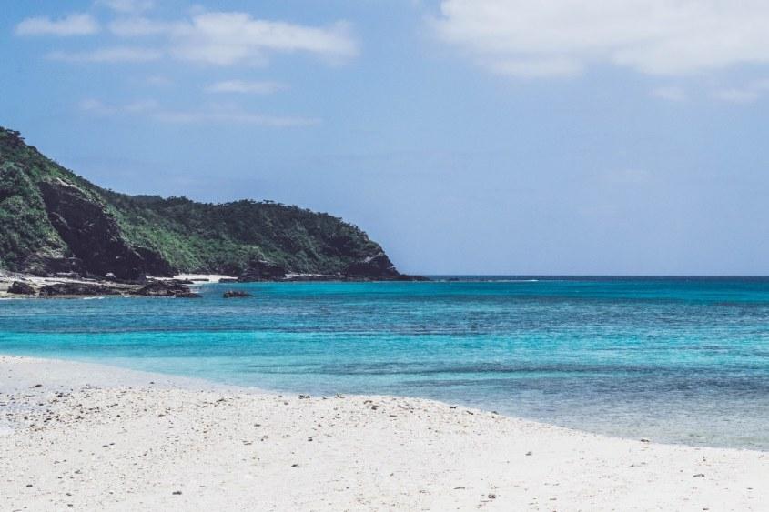 Furuzamami Beach : La plus belle plage du Japon à Zamami (Okinawa)