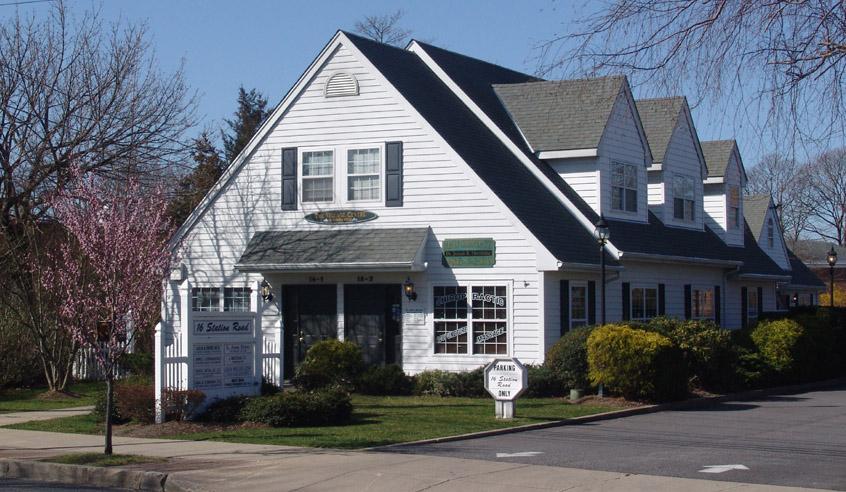Merckling Family Chiropractic office in Bellport, NY