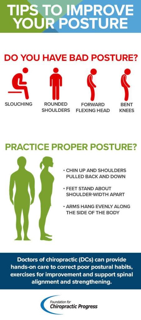 tips to improve posture
