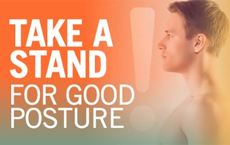 take a stand for good posture