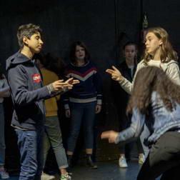 Théâtre en anglais de 8 à 12 ans
