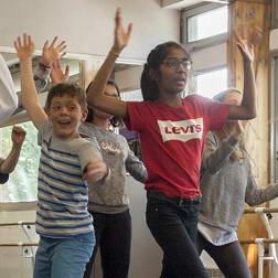 Danse Hip Hop – à partir de 9 ans