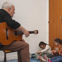 Eveil musical, Formation musicale