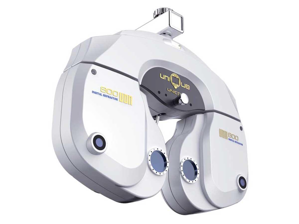 Digitalized Refractor UDR-800