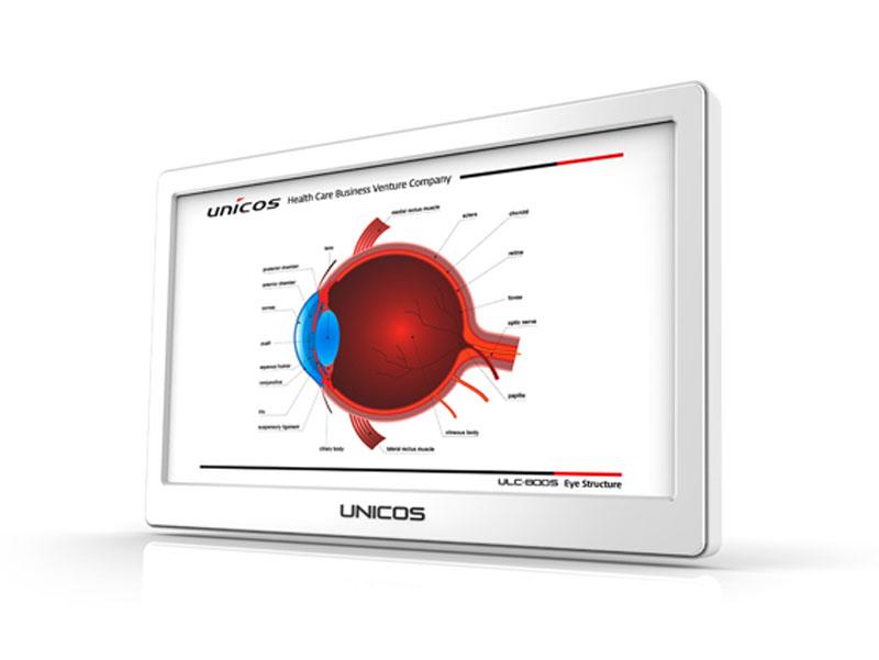 LCD CHART ULC-800S