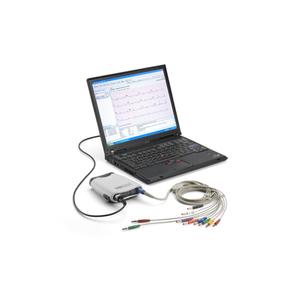 PCR-100 PC-Based Resting ECG, Noninterpretive Software - 12-Lead Resting ECG System,