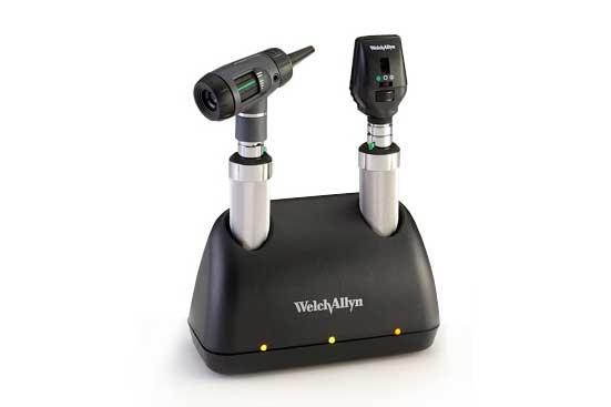 Welch Allyn 3.5 V Halogen HPX Diagnostic Desk Set