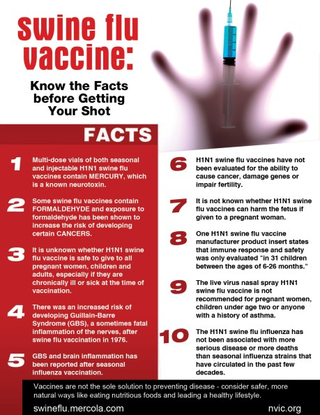 Swine Flu Posters for you to Download, Print and Share