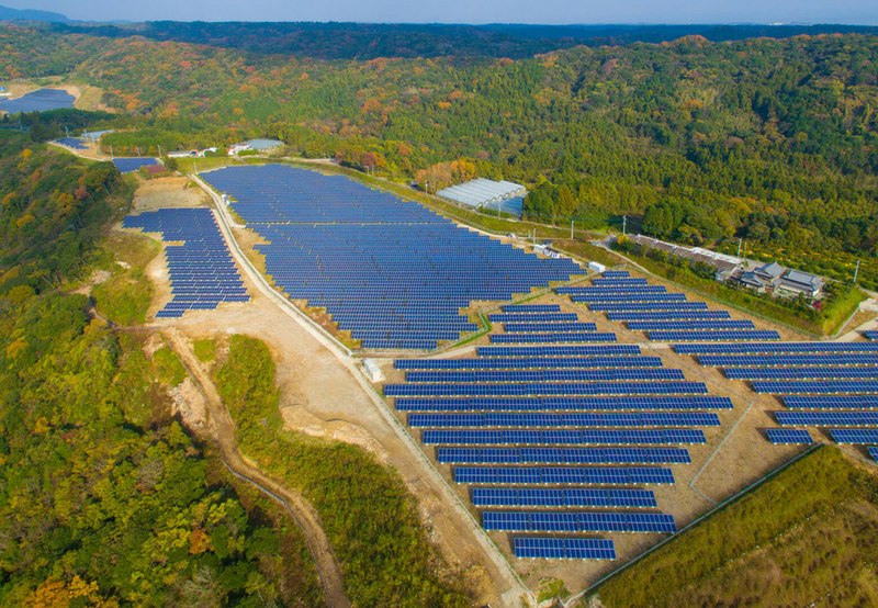 Equis Energy 1 GW Solar Project