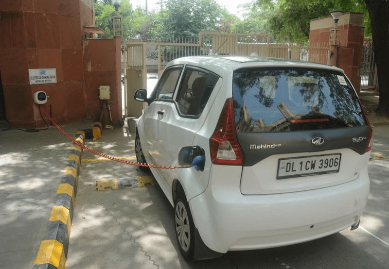 NTPC Issues Tender to Develop EV Charging Infrastructure in Jabalpur