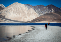 Government Plans to Set up 25 GW Solar Capacity in Ladakh