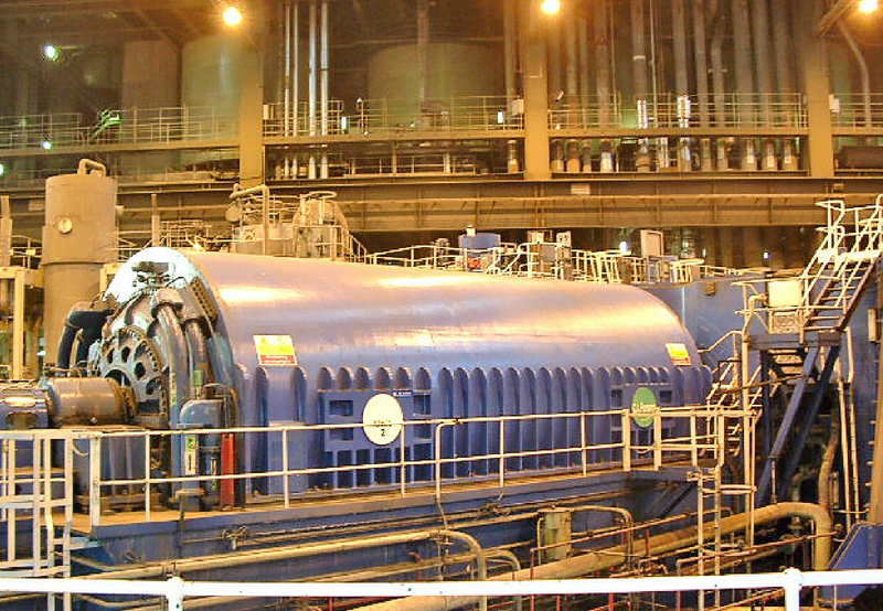 Siemens and Drax Power Enter £40 Million Contract for Upgradation of Biomass Turbines