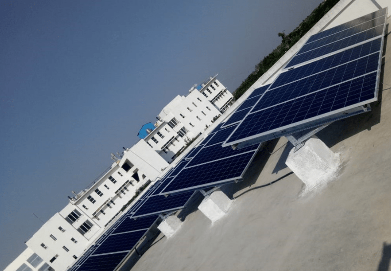 IIT Indore Campus to be Powered Through a 422 kW Rooftop Solar System