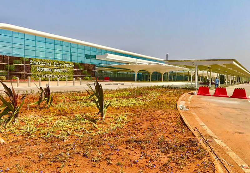 Airports Authority of India Floats Tender for 1 MW Solar Project at Vijayawada Airport