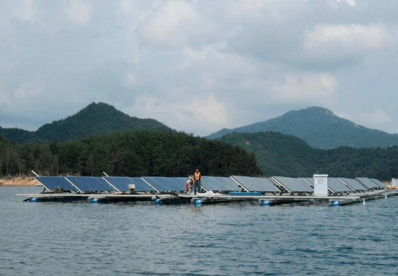 SECI's 20 MW Floating Solar in Lakshadweep With 60 MW of Battery Storage Gets Bid Extension