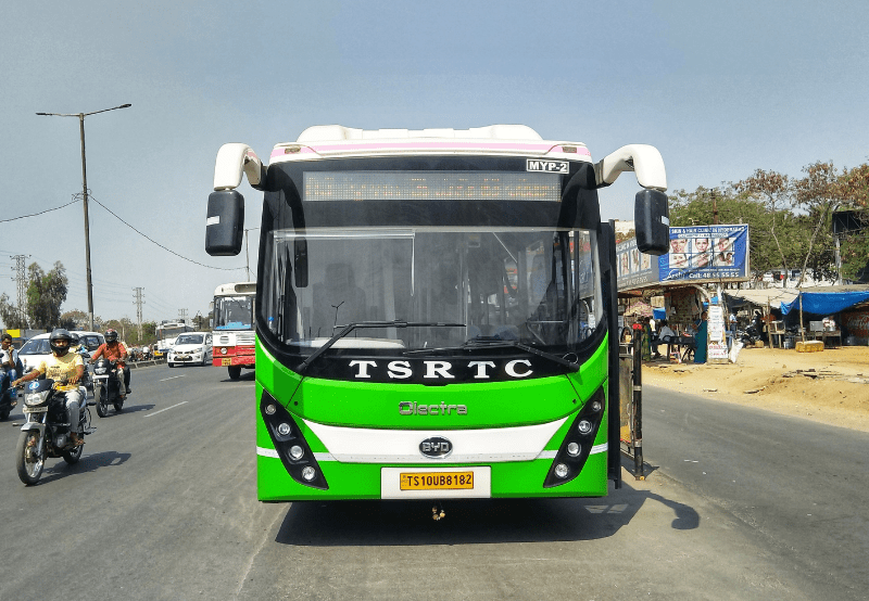 Uttar Pradesh to Introduce 650 Electric Buses Across 13 Districts