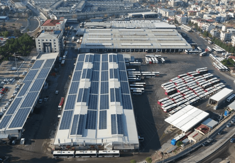 Rajasthan Road Transport Corporation Issues 4 MW Rooftop Solar Tender for its Depots