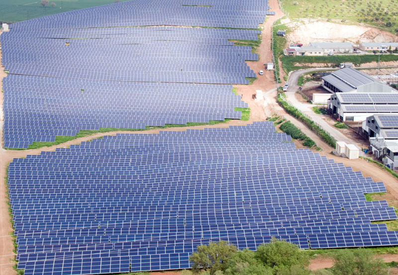 Tata, Hild, Refex & Adani to Develop 769 MW of Solar Capacity for NTPC