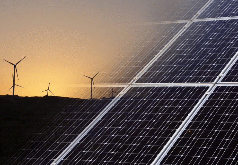 MNRE's New Guidelines Shed Light on Bidding Process for Wind-Solar Hybrid Projects