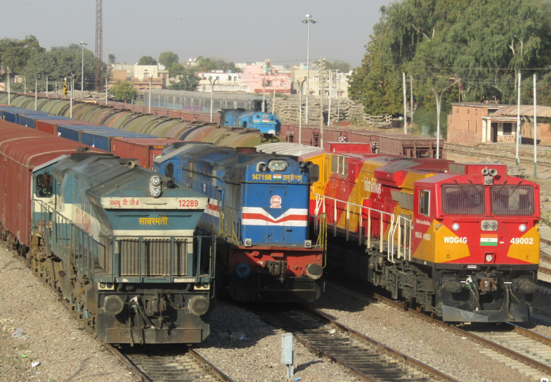 Indian Railways Plans to Source 1 GW of Solar, 200 MW of Wind ...