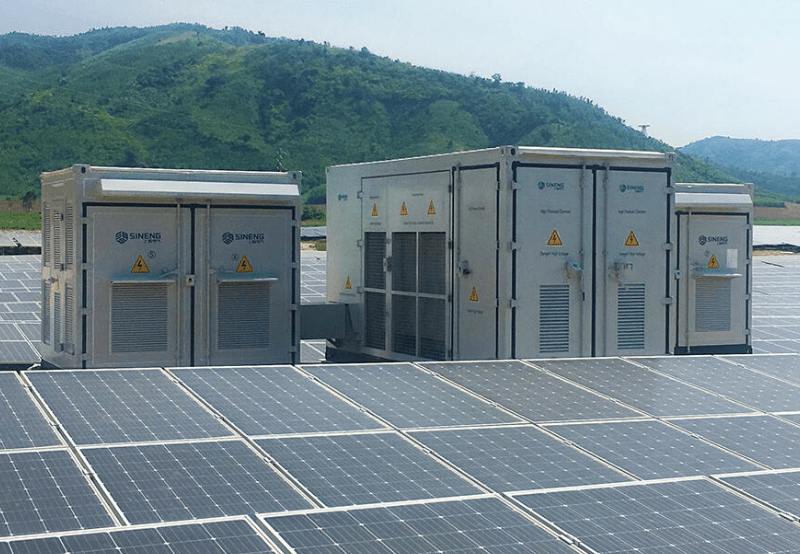 Inverter Companies Facing Strong Downward Pricing Trends_ Sineng Interview
