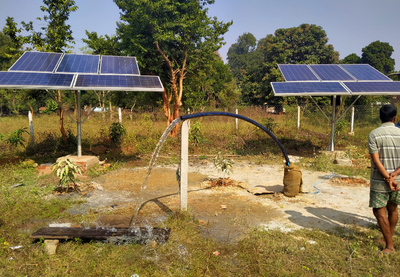 MNRE to Encourage Innovative Solar Pump Technologies Under KUSUM