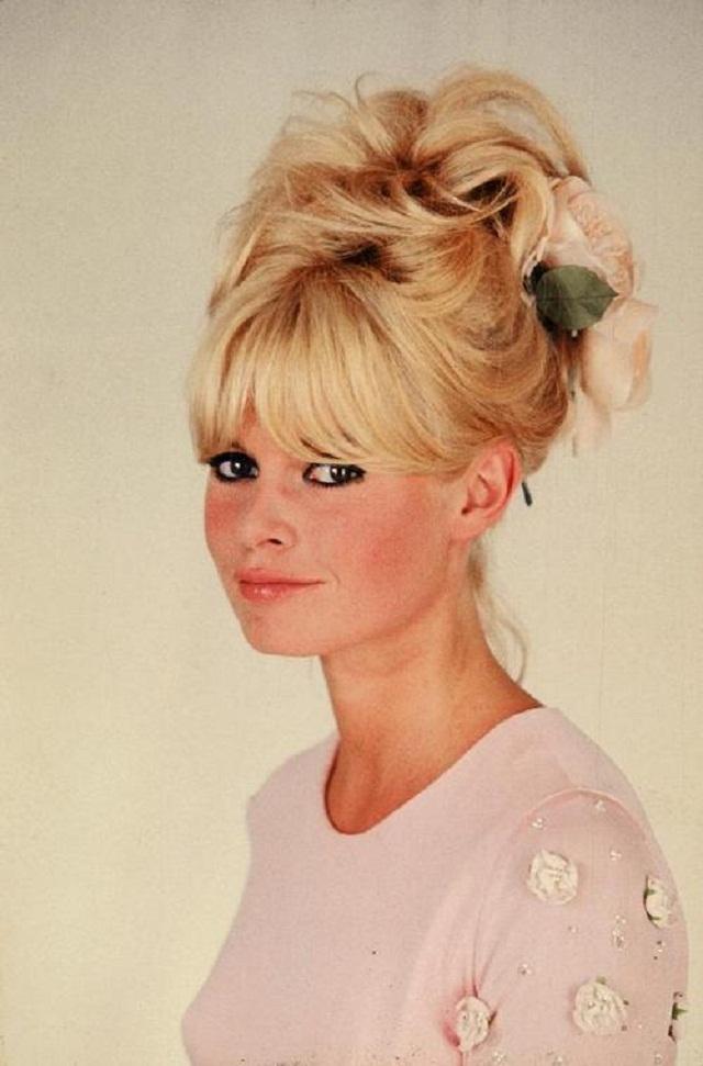 Photo Brigitte Bardot Jeune Makeup Hair