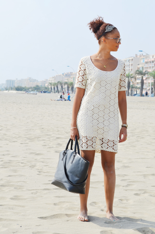 mercredie-blog-mode-french-connection-robe-dentelle-perpignan-tom-ford-zara-sac