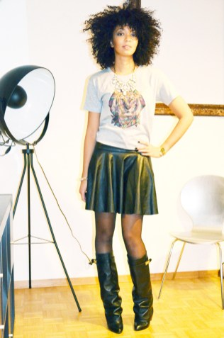 mercredie-blog-mode-beaute-geneve-bottes-givenchy-boots-shark-ersatz-choies-jupe-cuir-promod-afro-hair-cheveux-nappy-2