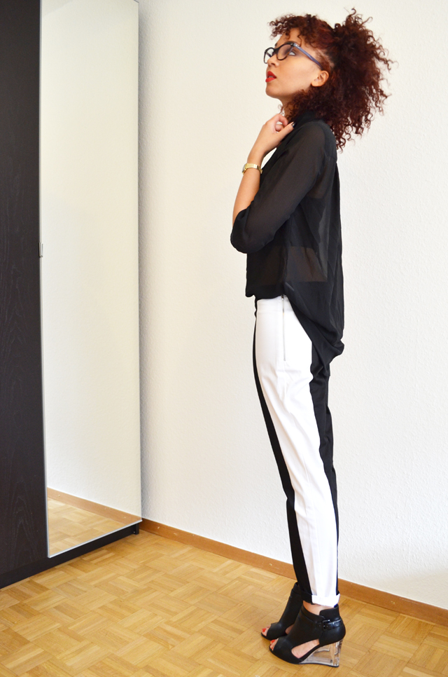 mercredie-blog-mode-pantalon-groom-rayure-bande-chaussures-sandales-talons-transparents-h&m-asos-margiela4