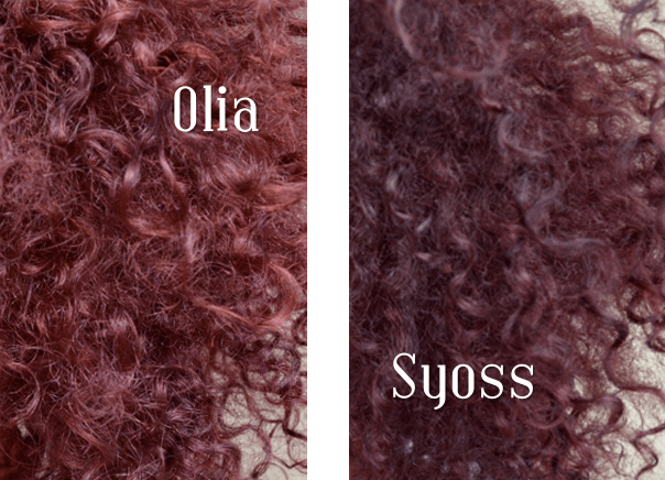 mercredie-blog-mode-beaute-cheveux-red-hair-curly-nappy-afro-curls-natural-frises-crepus-rouges-violets-burgundy-bordeaux-olia-rouge-cerise-profond-syoss-mixing-colors-prune-grenat