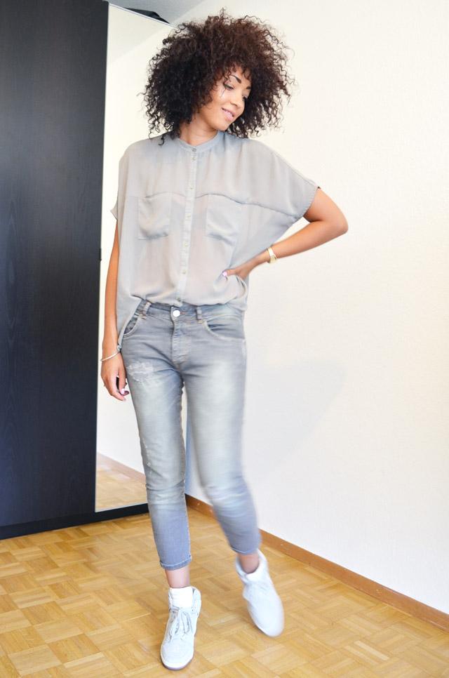 mercredie-blog-mode-geneve-suisse-asos-kaki-jean-boyfriend-zara-gris-nike-dunk-sky-white4