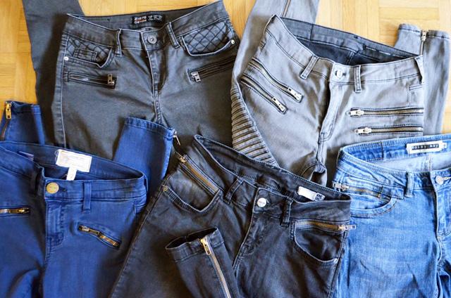 mercredie-blog-mode-geneve-jean-parfait-skinny-slim-biker-motard-anine-bing-charcoal-zara-noisy-may-brut-noir-current-elliott-stiletto
