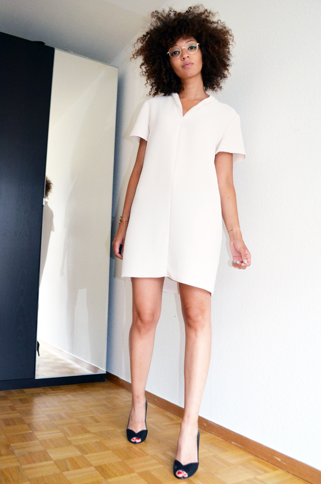 mercredie-blog-mode-geneve-robe-creme-other-stories-jonak-amiu-noir-firmoo-lunettes