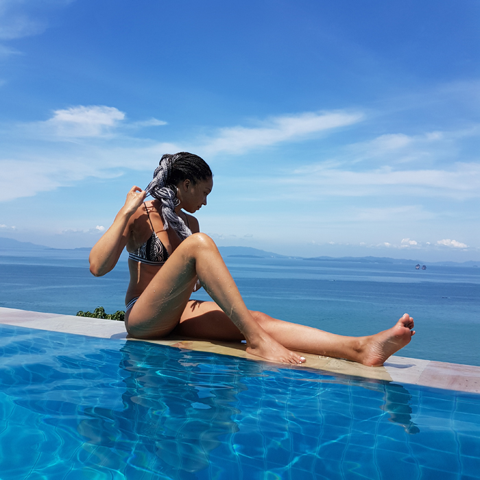 mercredie-blog-mode-thailande-travel-bloggeuse-voyage-piscine-santhiya-Koh-Phangan-Resort-Spa-koh-yao-yai