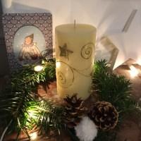 DIY de Noël#1 la couronne avec des branches de sapin