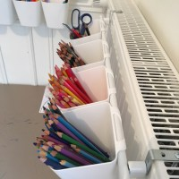 Un espace créatif pour les enfants (inspiration Montessori)
